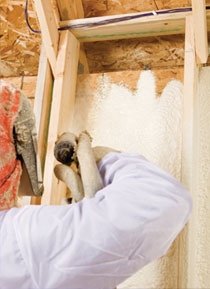 Baltimore Spray Foam Insulation Services and Benefits